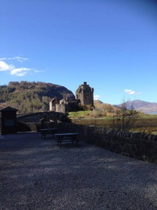 What is inside Eilean Donan Castle?